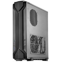 SILVER STONE 银欣 RVZ03 小乌鸦3 RGB MINI-ITX机箱 非侧透 黑色