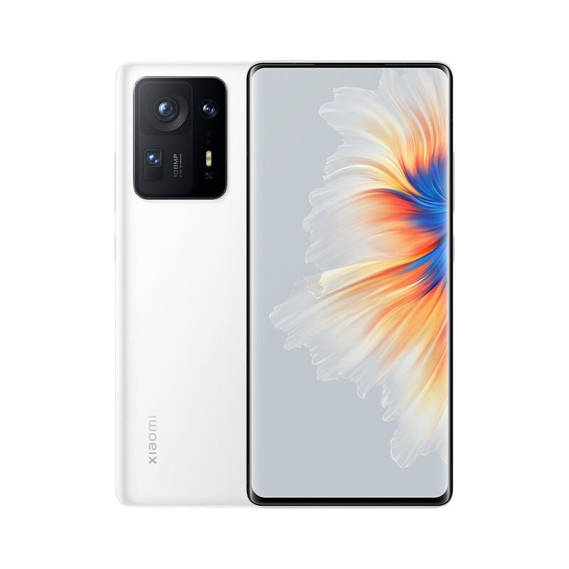 MIX 4 5G手机 12GB+256GB 陶瓷白