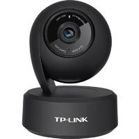 TP-LINK 普联 TL-IPC43AN-4 2K智能云台网络摄像头 300万像素 红外 墨黑