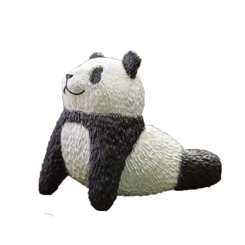 Animal Planet 动物星球 x畠山翔平 沙雕系列 瑜伽熊猫