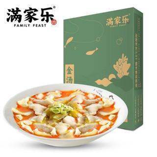 金湯酸菜魚 350g*3盒