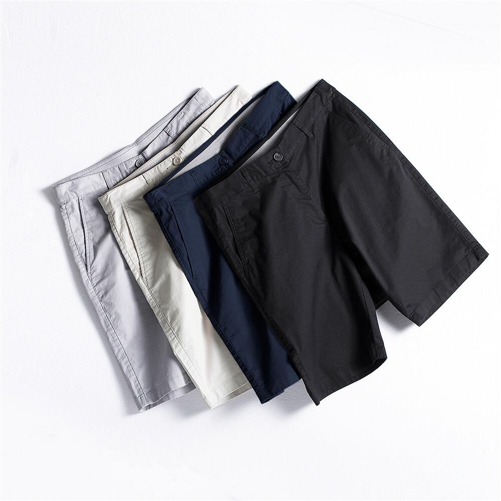 GIORDANO 佐丹奴 男款五分短裤 61100341