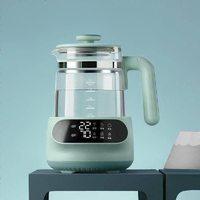babycare DRA002-A 婴儿恒温调奶器 晨雾绿 1200ml