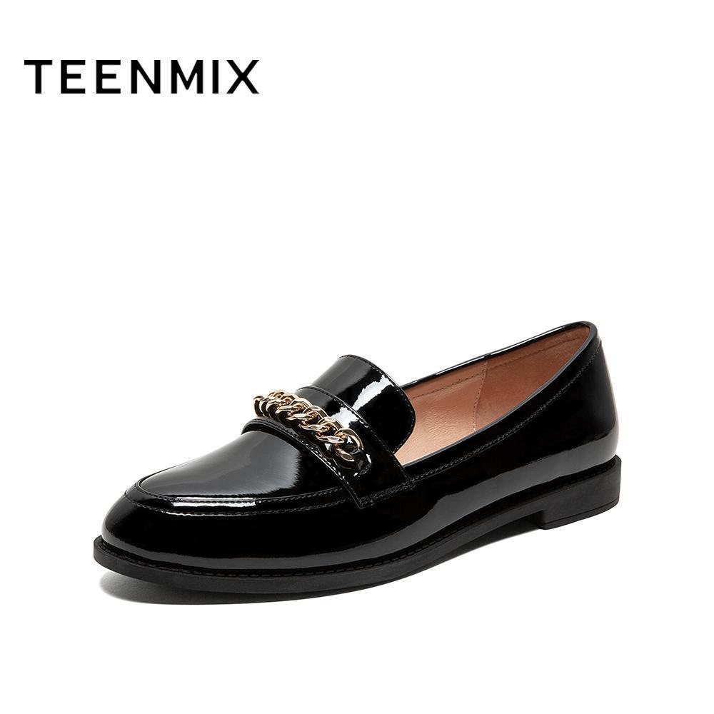 TEENMIX 天美意 A9106AQ0 女士乐福鞋