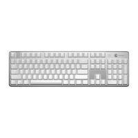 GameSir 盖世小鸡 GK300 104键 2.4G蓝牙 双模无线机械键盘