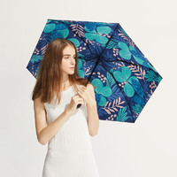 PLUS会员:Beneunder 蕉下 五折晴雨伞 繁叶