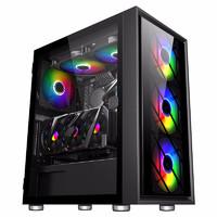 SAMA 先马 朱雀 电脑机箱 黑色