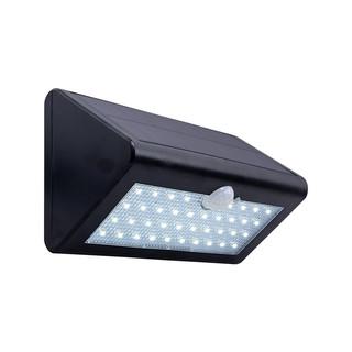 NVC Lighting 雷士照明 雷士太阳能灯户外庭院灯感应壁灯家用超亮LED室外围墙防水路灯