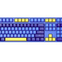 iKBC Z200Pro 深海 有线机械键盘 108键 TTC红轴