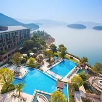 千岛湖洲际度假酒店 | 洲际景观大床房2晚连住(含早)+双人自助晚餐1份