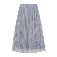 Semir 森马 12020200160 女士网纱裙