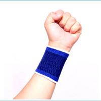 蓝鲸眼 护腕 护掌多用手套 防滑骑行运动 举重透气手套 排球护指保护手指 护具买2送1 护腕 一副装 # 买2副送1副