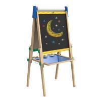 PLUS会员:Crayola 绘儿乐 双面磁性白板黑板绘画工具儿童礼物PJ001