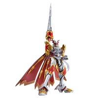 BANDAI 万代 Figure-rise FRA 数码宝贝3 公爵兽 红莲骑士兽 拼装 模型
