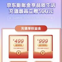 招商銀行 X 京東 膨脹金權益活動