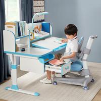 Totguard 护童 512BW  儿童可升降学习桌椅套装 120cm桌+LUCKY正姿椅