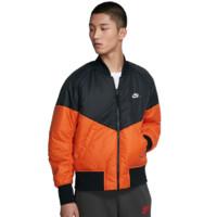 NIKE 耐克 SPORTSWEAR 男子运动棉服 AR2184-012 黑/橙 XS
