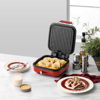 电饼铛家用双面加热煎烙饼锅薄饼机早餐机