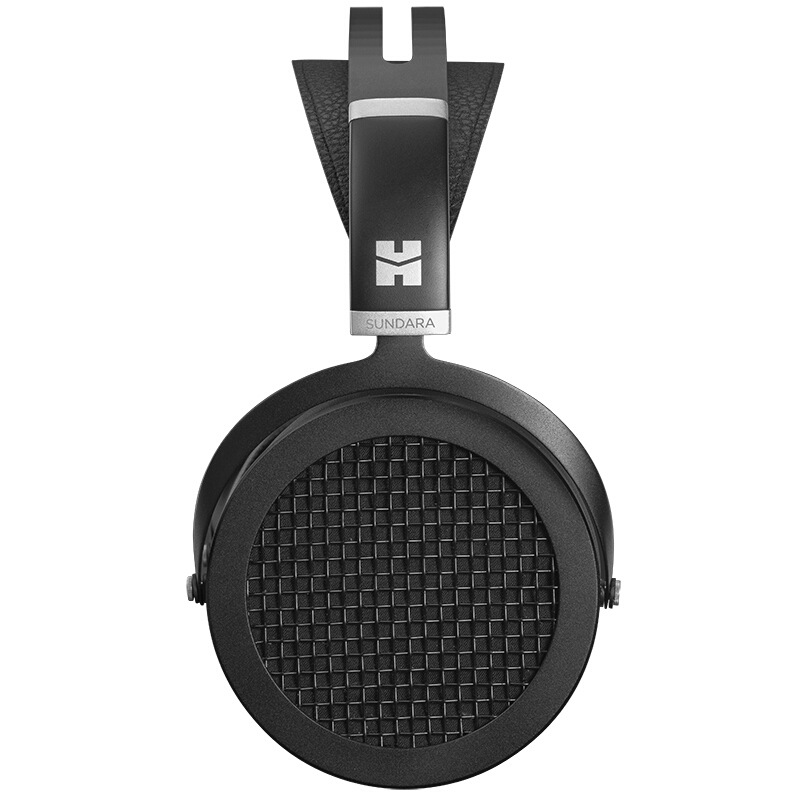 HiFiMAN 海菲曼 SUNDARA 耳罩式头戴式有线耳机 黑色 3.5mm