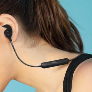 HIK Z1S 入耳式颈挂式降噪蓝牙耳机 黑色