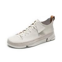 Clarks 其乐 三瓣底系列 Trigenic Flex 男士低帮休闲鞋 261179157
