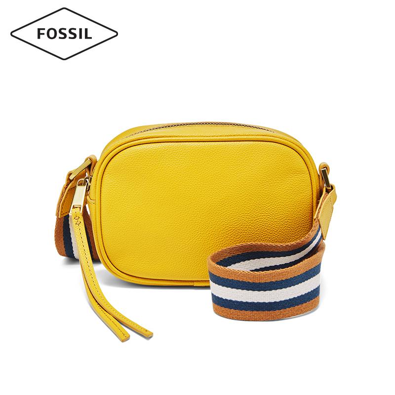 FOSSIL SHB2419717 女士相机单肩包