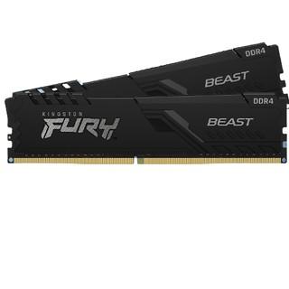 Best野獸 FURY 3733MHz 16GB (8GB×2) 臺式機內存