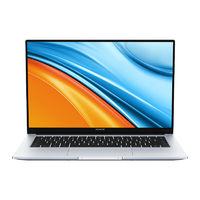 HONOR 荣耀 MagicBook 14 2021 锐龙版 14英寸笔记本电脑(R5-5500U、16GB、512GB)