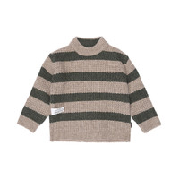 ZARA 儿童条纹毛衣
