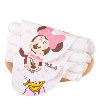 Disney baby 婴儿纱布吸汗巾 米妮 3条装