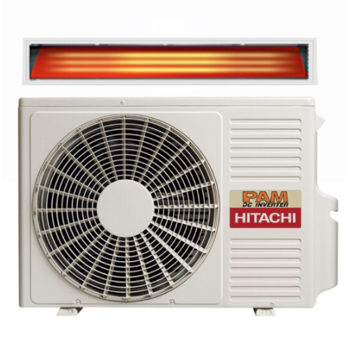 HITACHI 日立 RAQ/C-1F72PVX 中央空调 3匹