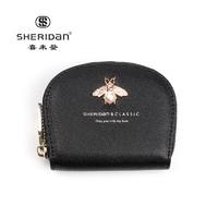 SHERIDAN 喜来登 SH780102W 牛皮小黄蜂卡包