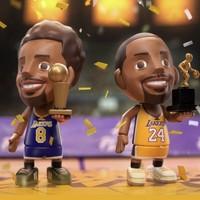 ACE PLAYER 王牌化身 篮球明星系列盲盒 5种系列可选
