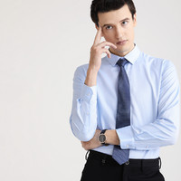 YOUNGOR 雅戈尔 GLBF109878IFY 男士长袖衬衫