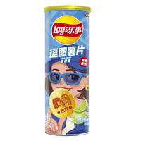 Lay's 乐事 逗图薯片 青柠味 104g