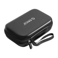 ORICO 奥睿科 多功能移动数码收纳包2.5英寸硬盘耳机数据线u盘u盾保护套防水减震充电宝配件保护盒
