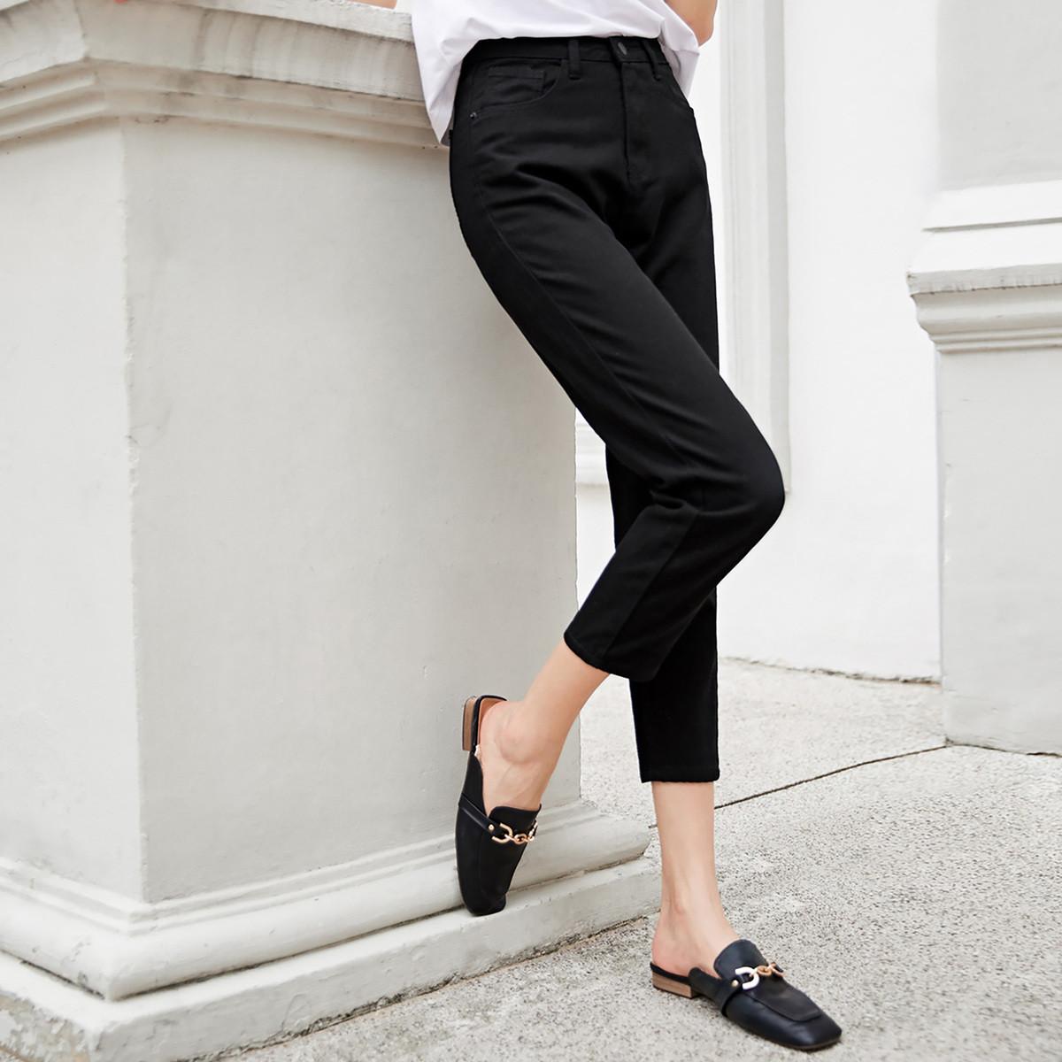 9DUB002B  女士牛仔裤