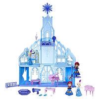 Hasbro 孩之宝 迪士尼公主 冰雪奇缘2艾莎安娜观星城堡套装