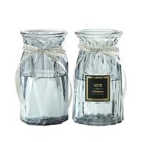 秋昌 北欧玻璃花瓶 15钻石+15浪漫