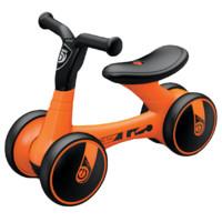 luddy 乐的 LD-1006 儿童学步车 活力橙