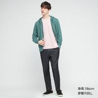 UNIQLO 优衣库 男士休闲九分裤 434930