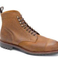 116210 - TOBACCO WAXY SHELL CORDOVAN - E (ULTRAFLEX SYSTEM) – Meermin Shoes