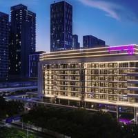 万豪宜家联名款!深圳北站Moxy酒店 高级房1晚(含早+2人下午茶+房型升级)