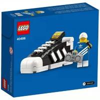 LEGO 乐高 创意高手系列 40486 迷你阿迪达斯