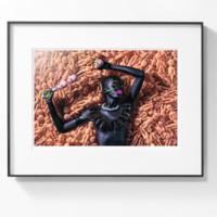 PICA Photo 拾相记 Pol Kurucz 作品《愤怒娃娃 3号》28 x 33 cm 哑光纤维艺术纸 限量50版