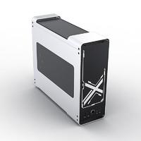 七彩虹iGame RTX 3060 Ti Advanced OC+ID mini主机套件台式组装机 IDMX-LS591-36Ti 不含CPU固态内存