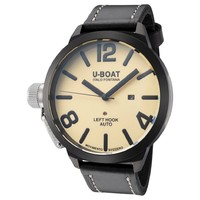 U-BOAT Classico 系列 UB-1108-1男士机械腕表