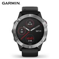GARMIN 佳明 Fenix 6 耀银专业版 智能手表