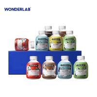 WONDERLAB 小胖瓶营养代餐奶昔 75g*18瓶