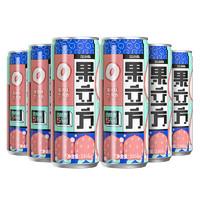 江小白 5度果立方预调酒水蜜桃味气泡酒330ml*6罐